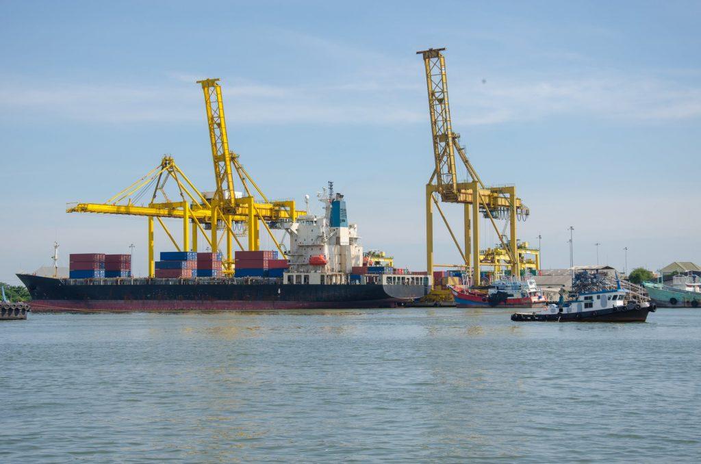 software de gestión puertos